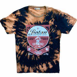 Bleach Tie Dye Jintan Japan T-Shirt Custom